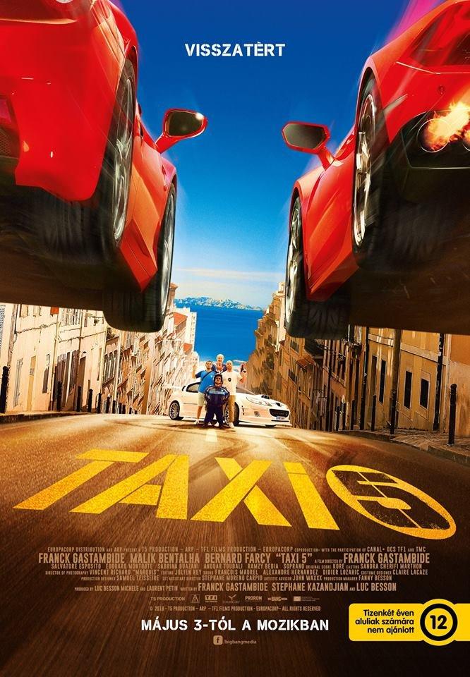 [Online~4K] Taxi 5 Film Magyarul online filmnézés 2018 ...